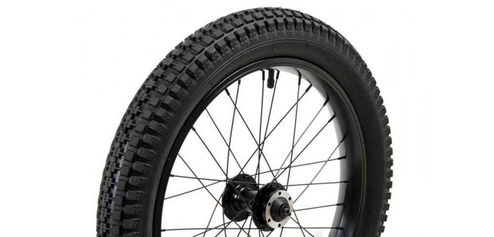 """Wheel 19"""" x 2,5"""