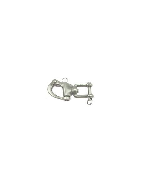 Quick release snap shackle